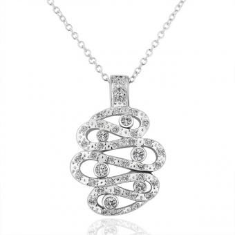 Life 18 Karat Gold Plated Necklace