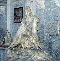 Culte de Mithra — Statue de Mithra, Musées du Vatican