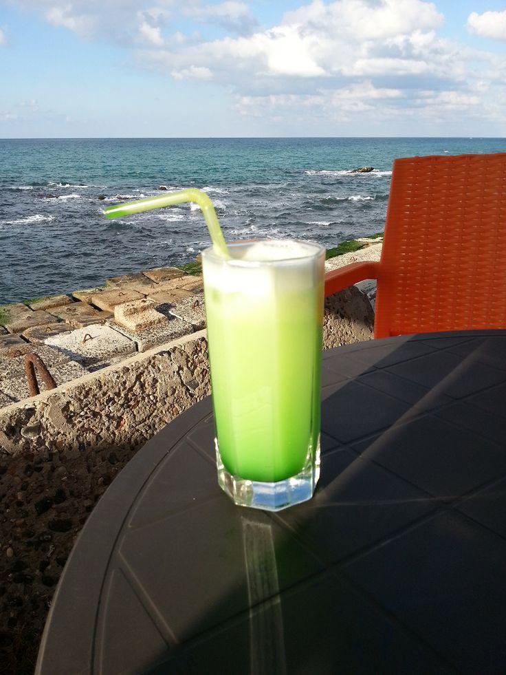 Fresh mint & lemon juice - Alexandria (Egypt)