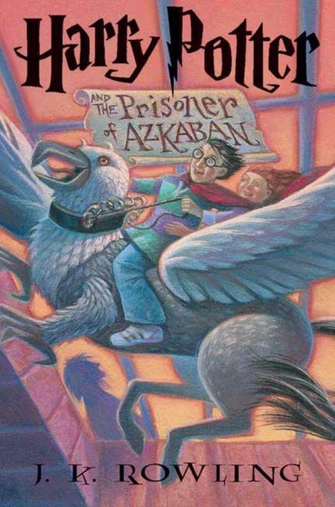 Harry Potter And The Prisoner Of Azkaban Paperback Harry