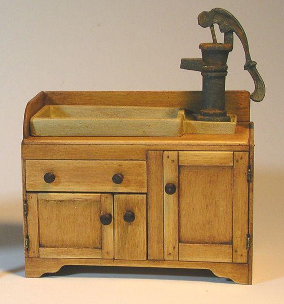 Kitchen Sink Realism: 711 Best Miniatures Images On Pinterest