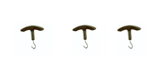 Po wykonaniu naszego przyponu czy też zestawu karpiowego może sprawdzić jak są zaciśnięte nasze węzły oraz mocniej je docisnąć za pomocą zaciskacza do węzłów.  http://karpiarstwo.pl/zaciskacz-do-wezlow/