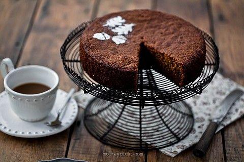 Ciasto z kardamonem i daktylami