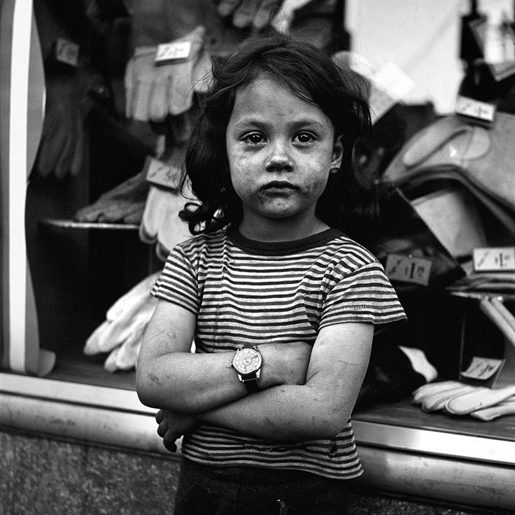 Vivian Maier is the Emily Dickinson of street photography. Maier worked as a nanny in New York and Chicago for more than a half-century, and took thousands of brilliant photographs, never sharing them with anyone except, occasionally, for the children in her charge. Some of her negatives were found by chance, when a local real estate agent purchased them at an auction house; now an exhibition of her photography is traveling the world (this summer it's in the U.K.)....