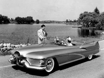 unique photos: Vintage concept cars - 30 Pics