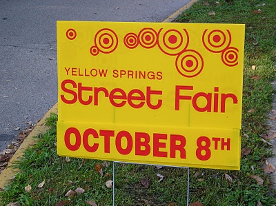 62.) Yellow Springs Street Fair – October 8, 2011 | Ohio Festivals