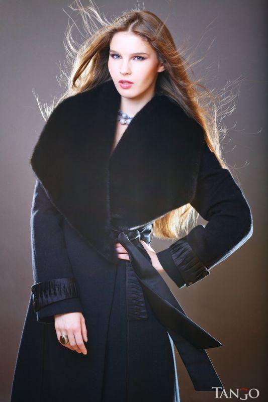 Зимнее пальто GUCCI