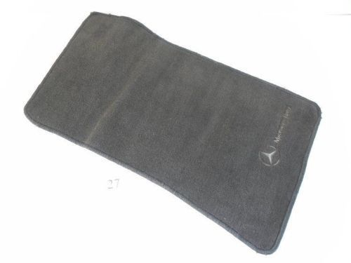 2002 MERCEDES C320 FRONT RIGHT CARPET FLOOR MAT COVER GENUINE FACTORY 780 #27