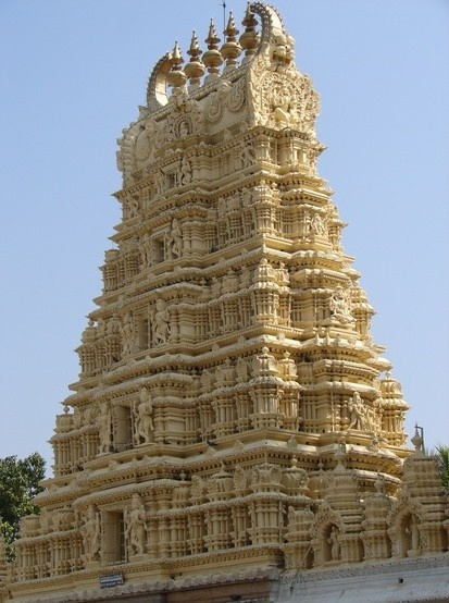 Chamundeswari Temple, Mysore, India