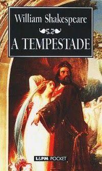Bebendo Livros: A Tempestade - William Shakespeare