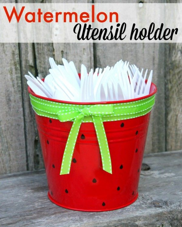 25 Best Ideas About Fruit Holder On Pinterest: 25+ Best Ideas About Watermelon Party Decorations On