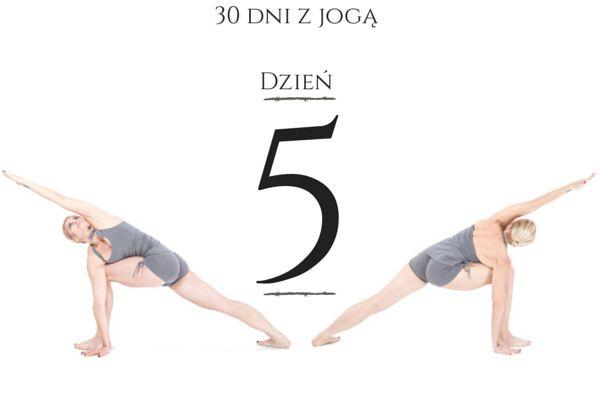 Kolejny dzień wyzwania przed nami. Pamiętaj, aby swoją sesję jogi rozpocząć od Powitania Słońca A oraz Powitania Słońca B (Twój cel to wykonać każde po 5 razy!, nie musi to jednak być jeszcze dzisiaj ;). Do naszej sekwencji dodajemy kolejne pozycje - Parsvakonasana A i B. Do dzieła! (Do wyzwania dołączyć możesz tutaj: www.portalyogi.pl/ashtanga)