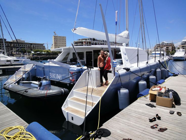 Gun Boat 66 Latest Launch in Cape Town - Boat Brokers Blog | Boat ...