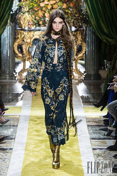 Roberto Cavalli Fall-winter 2016-2017 - Ready-to-Wear