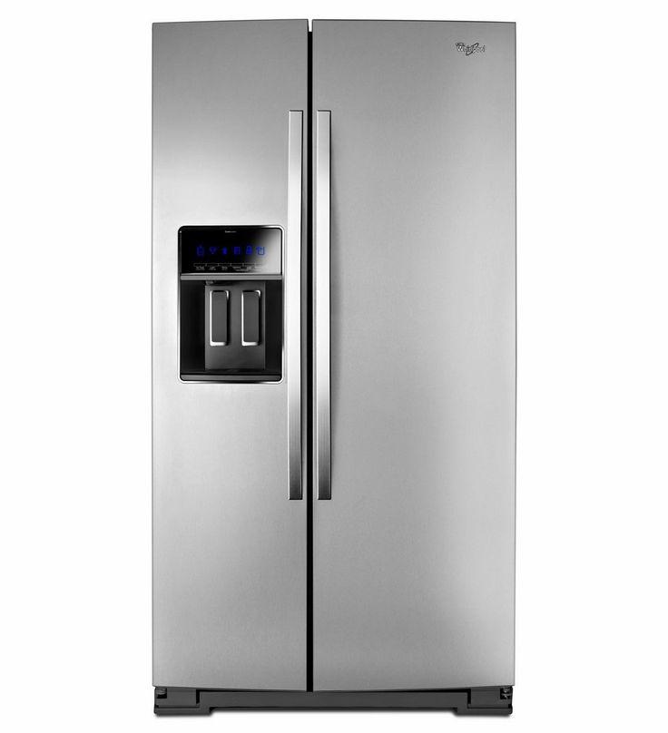 Best 25 Double Door Refrigerator Ideas On Pinterest