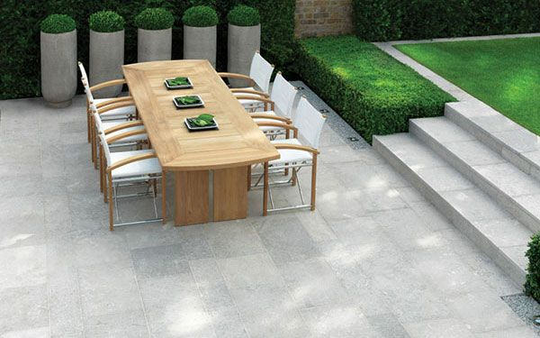 Ingleston indigenous stone garden paving is a superb oatmeal coloured limestone from Cumbria. Possibility for patio area.