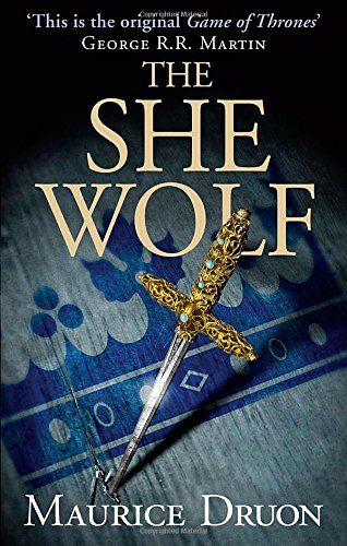 The She-Wolf (The Accursed Kings, Book 5) by Maurice Druon http://www.amazon.com/dp/0007491344/ref=cm_sw_r_pi_dp_5hcWwb17X1VCM