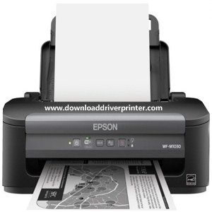 Epson WFM1030 Driver is rather a program that works on the laptop to be able to have interaction with the particular inkjet printer.