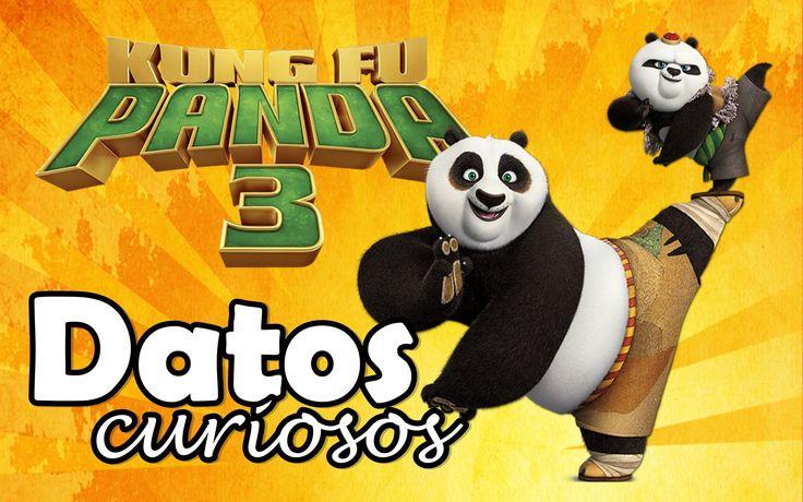 Curiosidades de kung fu panda 3