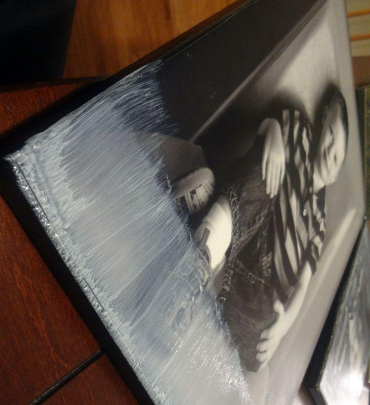 DIY Canvas Pictures
