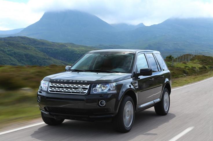 2013 Freelander 2 Land Rover