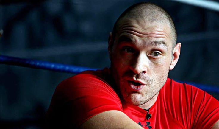Fury ready to hit the referee vs Klitschko, apparently http://www.boxingnewsonline.net/tyson-fury-ready-to-hit-the-referee-vs-wladimir-klitschko/ Photo @carlrecine #boxing
