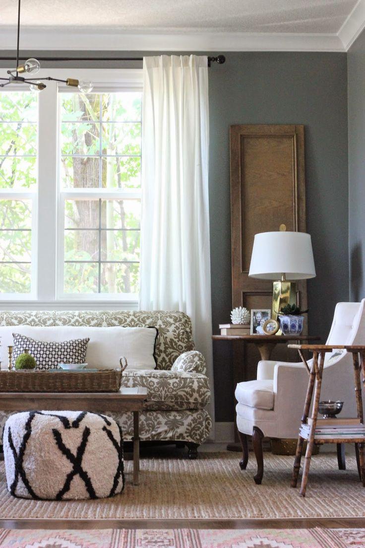 Curtains For Warm Grey Walls