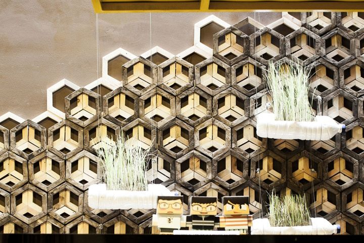 Flux design office by D'lux Interior, Jakarta – Indonesia