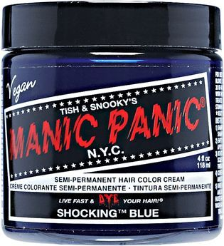 Shocking Blue Semi Permanent Cream Hair Color