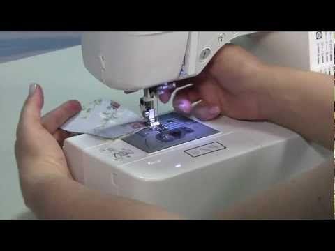 Cómo escoger su maquina de coser y como entenderla un poco más - La receta de la abuelita - YouTube
