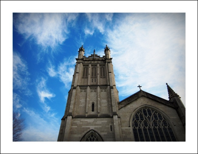St. John's Chapel, Groton School   by rdc154, via Flickr