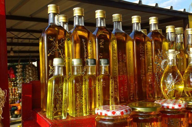 Qu'indique la couleur de l'huile d'olive ?