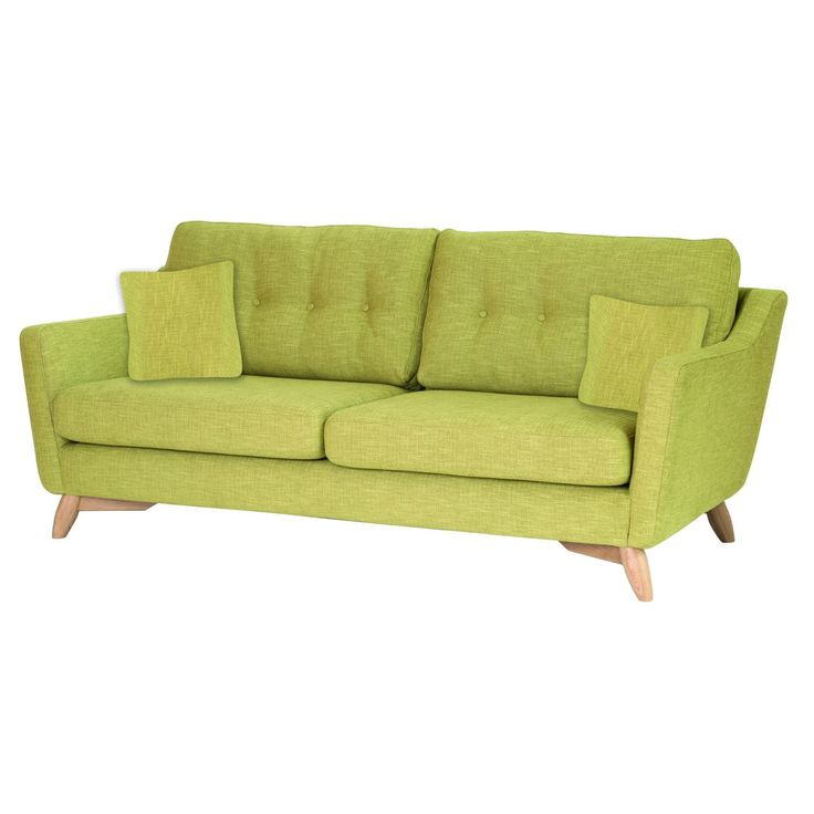 Flexsteel Sofa The Ercol Cosenza collection enpasses a timeless retro style to create a stylish range of sofas The deep buttoning in the back cushions creates design