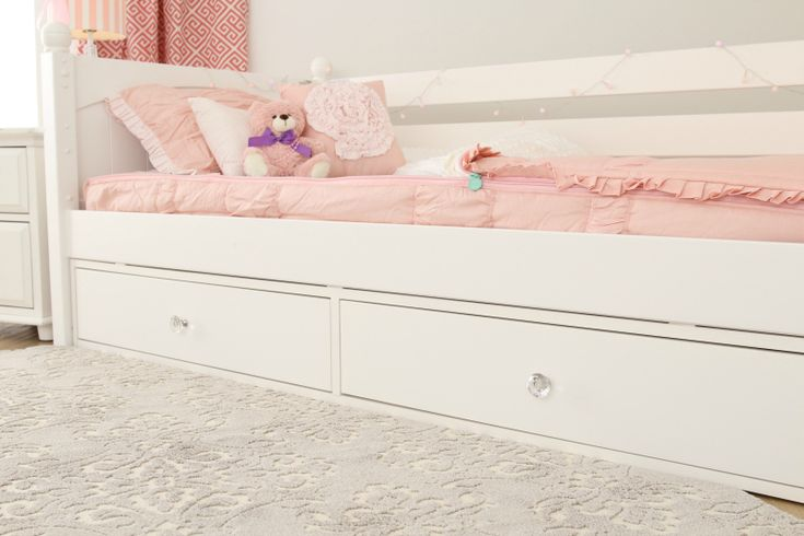 17 best images about fun toddler beds on pinterest kids Under bed book storage