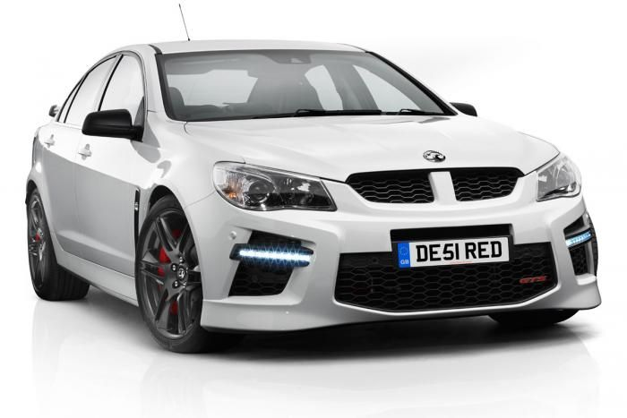 Vauxhall Unleashes The 576hp VXR8 GTS