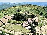Tuscany, Italy. Farmhouse cottage and apartments for holiday rental, direct for the owner. IT61