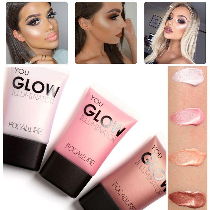 Waterproof Make Up Face Highlighter