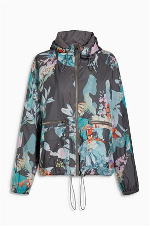 Buy Pink Cropped Cagoule from the Next UK online shop