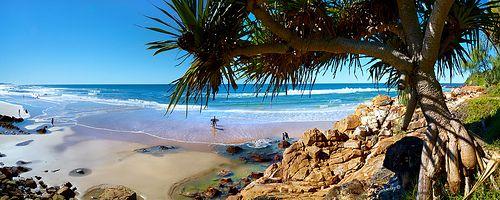 A Day at Coolum ~~ Sunshine Coast, Australia ~~ Photo by Adam Gormley