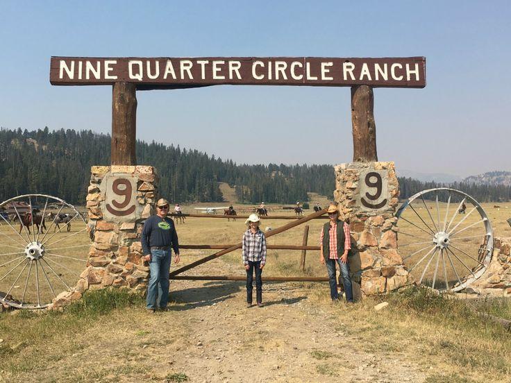 Nine Quarter Circle Ranch: Wholesome Family Fun Near Yellowstone National Park