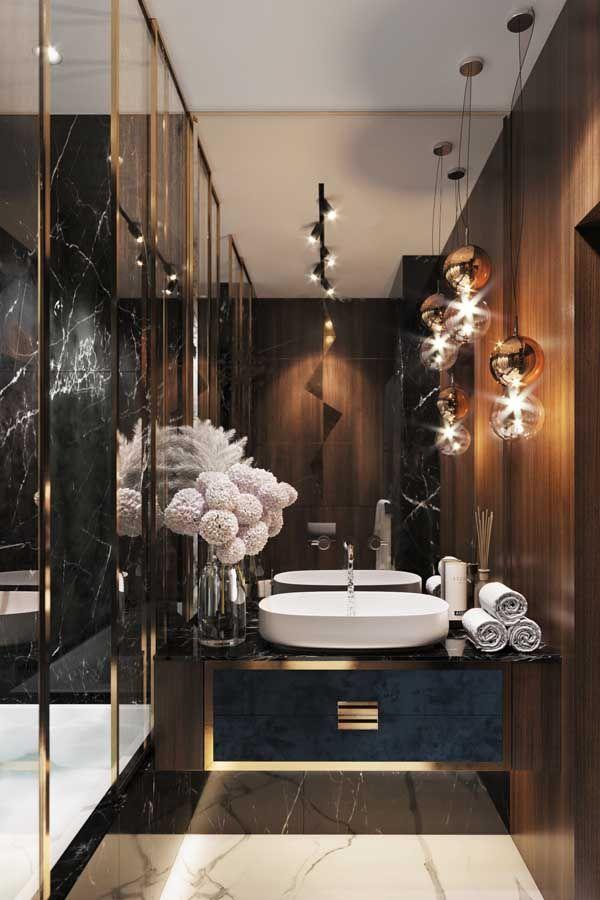 ديكور حمامات وتصاميم حمامات مودرن غاية في الفخامة In 2020 Bathroom Design Luxury Modern Bathroom Bathroom Design