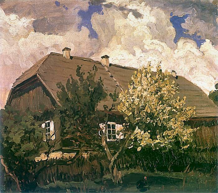 Dom w Bohdanowie - Ferdynand Ruszczyc - Wikipedia, the free encyclopedia
