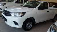 Toyota Hilux Single Cab 2.4GD For sale