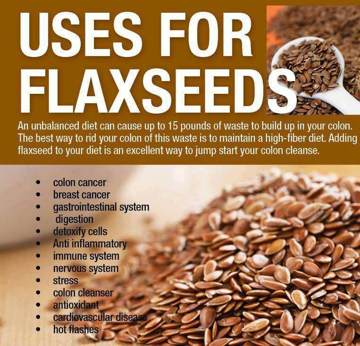 17 best images about Great Uses For Flaxseed Oil on ...