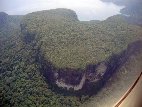 Pico mesa, Ilha do Príncipe