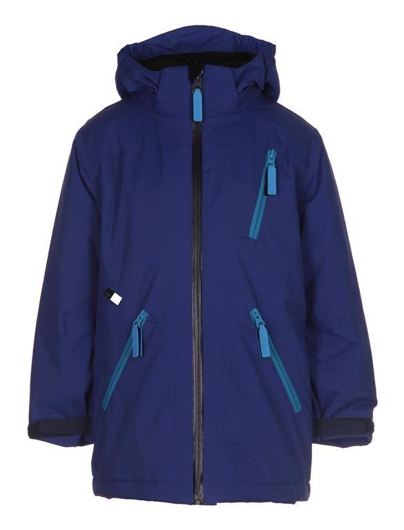 www.aatio.fi, Aati O, lastenvaatteet, Molo Kids, Alpine jacket Blueprint