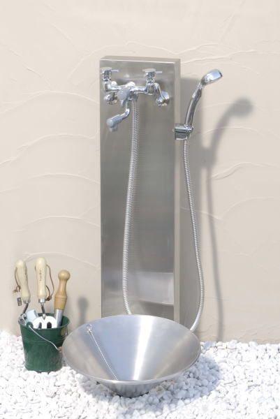 ご自宅周りの水道をおめかし♪すてきな雰囲気の立水栓おすすめdiy例7選   iemo[イエモ]