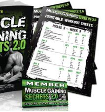 Learn how to grow muscles using the right techniques and methods used by experts. Check out Muscle Building Secrets by Jason Feruggia at http://musclegainingsecrets2review.wordpress.com/