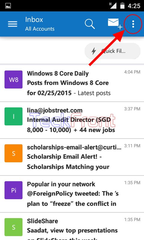 add signature to pdf in outlook
