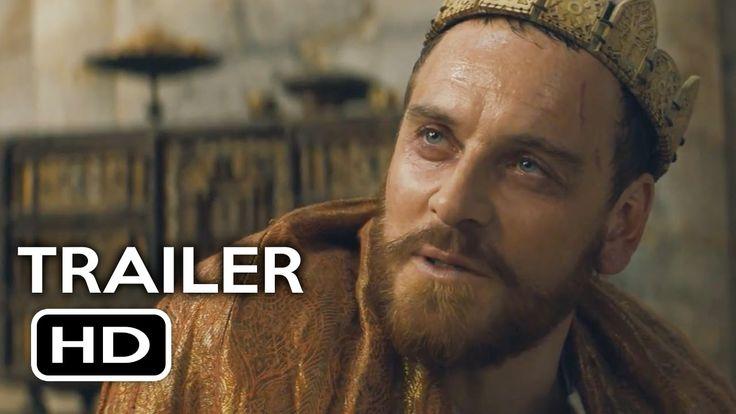 Macbeth Official Trailer #2 (2015) Michael Fassbender, Marion Cotillard ...
